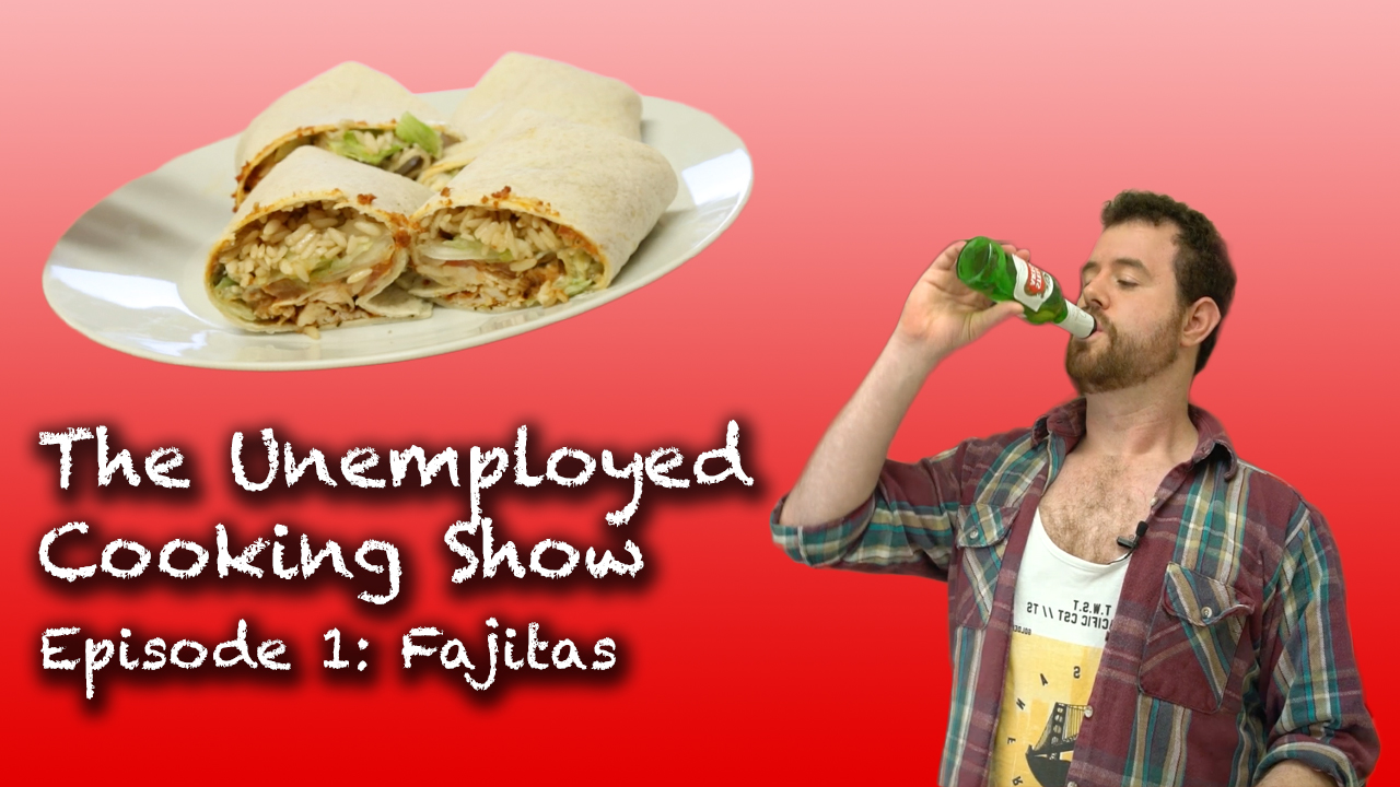 Video: The Unemployed Cooking Show